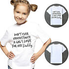 Vogue Kids Girls Summer Letters Print Tops Short sleeve Cotton T-shirt Clothes