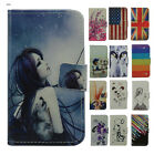 NEW CELL PHONE Wallet Flip PU Leather Phone Case Cover FOR  HTC