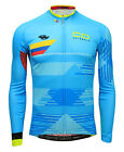 2017 Colombian National Cycling Collection: Long Sleeve Jersey by Suarez
