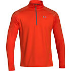 29% OFF RRP Under Armour Mens UA ColdGear Infrared Chrome 1/2 Zip Running Top