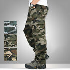 2017 New Mens Camouflage Jeans Trousers Camo Military Slim Fit Pants Dungarees