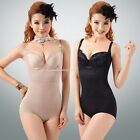 Tummy Suit Control Girdler Underbust Slimming Shapewear Cincher Full Body Shaper