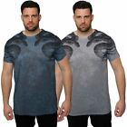 Juice Plus King Size Mens Short Sleeve T-Shirt Crew Neck Top Printed Tee 2XL-5XL