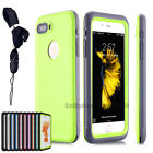 6.6Ft IP68 360 FULL BODY Waterproof Shockproof  Case Cover F iPhone X 8 7 6 Plus