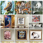 5D Animals Wall Diamond Embroidery Painting Cross Stitch Craft Home Decor DIY