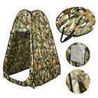 Portable Outdoor POP UP Tent Toilet Fishing Changing Camping Room Shelter Beach