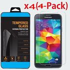 Premium Gorilla Tempered Glass Screen Protector Film for Samsung Galaxy S5 S6