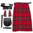 Royal Stewart Baby & Boys Kilt Kit/Outfit - Kilt, Sporran Belt & Flashes 0-14