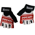 Ducati Summer CYCLING GLOVES  - Made in Italy by Santini