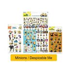 MINIONS Despicable Me! - Colouring Stickers Activity Books Kids Party Gift Xmas