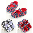 Baby Infant Kids Girl Boys Soft Sole Crib Toddler Newborn Sneakers Shoes