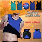 Neoprene Reversible Blue Gym Home Sport Products Men's Ultra Sweat Enhancing AU