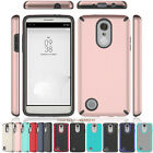 Impact Armor Hybrid Shockproof Case Cover For LG Aristo LV3 MS210 M210 US STOCK