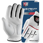 Wilson Staff Grip Plus Mens Left Handed Golf Glove