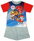 Boys Paw Patrol Top Pups Chase We Saved The Day Shorty Pyjamas 1.5 to 5 Years