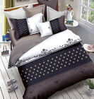 M289 Queen/King/Super King Size Bed Duvet/Doona/Quilt Cover Set New image