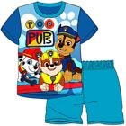 Paw Patrol Short Pyjamas. Ages 18-24 Months, 2-3,3-4 and 4-5 Years