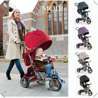 Qplay Multifunctional Baby car Stroller adjustable telescopic Pushchair trike