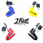 2FastMoto Motorcycle Disc Brake Lock Security Anti-Theft Street Bike Triumph $12.97 USD on eBay