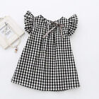 Summer Girls Toddler Princess Dress Kids Baby Party Pageant Floral Dress Clothes