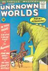 Unknown Worlds (1960) #2 VG- 3.5