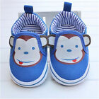 Toddler Baby Cute Boys Shoes Crib Shoes Casual shoes Size 0-6 6-12 12-18 Months