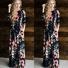 New Women BOHO Long Evening Party Cocktail Prom Floral Summer Beach Maxi Dress <br/> Fashion 2017 latest style ,High Quality! Prompt goods!