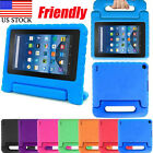 Kids Shock Proof EVA Handle Stand Case Cover For Amazon Kindle Fire HD 7 2015 US