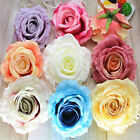 Artificial Flowers Silk Flowers Wedding Party DIY Craft Gift Decoration 8 Colors