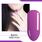 Lavender Violets UV LED Soak Off Nail Gel Polish Salon Professional 116+ Colours