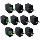 1 2 3 4 5 10 Lot USB Wall Charger for Samsung Galaxy Tab Note Pro 8.4 10.1 12.2""
