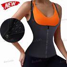 New Long Torso Waist Trainer Vest With Hooks And Zipper For Women Tummy Control