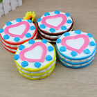 Heart  Cake Squishy Slow Rising Scented Simulation Bread Toy Gift JR