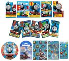 THOMAS & FRIENDS Birthday Cards - Greetings Party Ages Relations Wrapping Paper