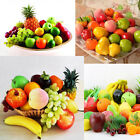 NEW Realistic Bunch Lifelike Artificial Plastic Fake Fruit Home Decoration