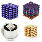 5mm 216pcs 3D Magnet Balls Magic Beads Puzzle Ball Sphere Magnetic Kids toy GIft
