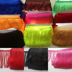 "Tassel Fringe Fringing Trim 15cm 6"" Drop costume furniture Assorted Colours 1 yd"