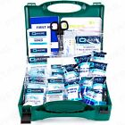 QUALITY BSI APPROVED FIRST AID CATERING KIT Restaurant Cafe Kitchen Safety Box