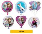 "DISNEY FROZEN FOIL BALLOONS (SuperShape/Kids/Birthday/Party/Foil/18""/Latex)"