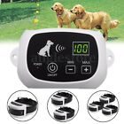 Wireless 1/2/3 Dog Fence No-Wire Waterproof Pet Containment System Rechargeable