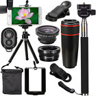 All in 1 Accessories Phone Camera Lens Top Travel Kit For iPhone 8 Mobile Phone
