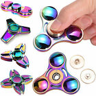 Rainbow Alloy The Anti-Anxiety 360° Spinner Helps Focusing Fidget Toy 3D Figit