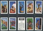 """REDDINGS TEA 1964 """"WARRIORS OF THE WORLD"""" 1ST SERIES TEA CARDS - PICK YOUR CARD"""