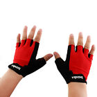 Boodun Authorized Cycling Gym Workout Weight Lifting Half Finger Gloves Pair