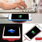 QI Wireless Charger Charging Receiver Case Cover For Apple iPhone 6 6S 7 4.7""