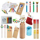 COLOURING PENCIL CRAYONS - KIDS PARTY BAG WEDDING FAVOUR GIF