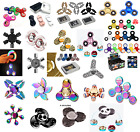 Fidget Turbospinner Turbo Finger Spinner Leuchtend Regenbogen Metall Ninja Space