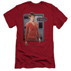 Star Trek T'Pol Mens Premium Slim Fit Shirt