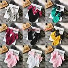 Cute Women Girl Bow Knot Low Cut Ankle Socks Soft Socks Mesh Fishnet Short Socks