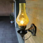 Vintage Classical Iron Rustic Sconce Lantern Wall Lamp Wall Light Fitting K404